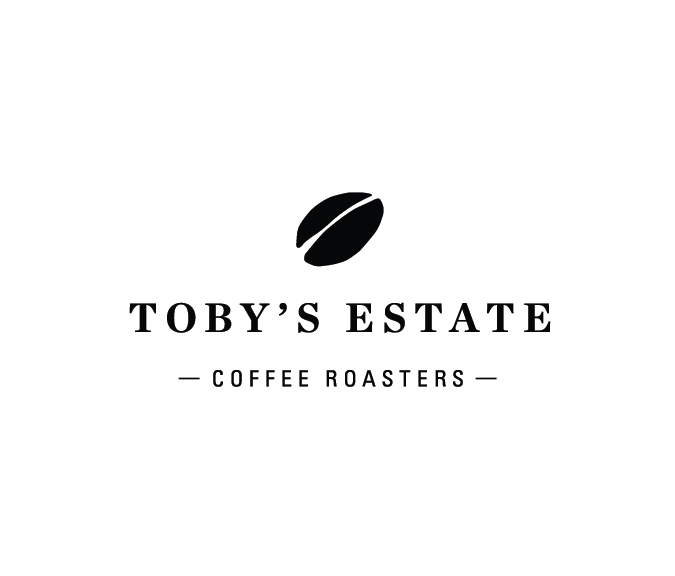 toby's estate coffee roasters logo